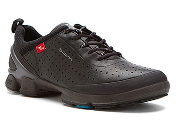 Ecco Biom Walk Black Mens —-09117353994