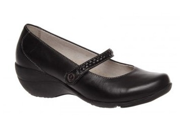 Hush Puppies Action Womens Black H504590