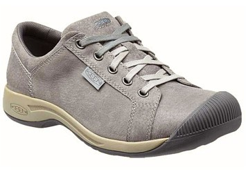 Keen Reisen Lace Neutral Grey Womens 1012345