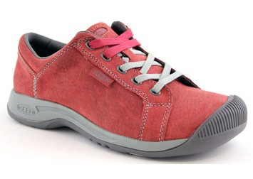 Keen Reisen Lace Red Dahlia Womens 1012346