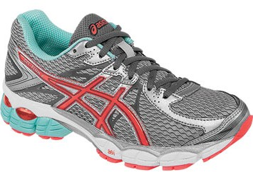 Asics Gel-Flux 2 Womens Ltn/Coral/Glass T568N.9123